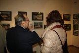 VÝSTAVA FOTOGRAFIÍ JOSEFA ZAVŘELA V GALERII NA CHODBĚ