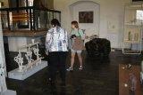 NÁVŠTĚVA PROFESOREK A STUDENTEK Z GŽELI (RUSKO)