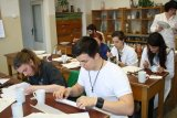 ITALŠTÍ STUDENTI V BECHYNI