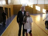 Vánoční turnaj v soběslavské hale 17. 12. 2013