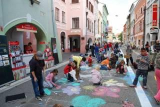 Malujeme nejvtaí ulici –