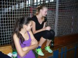 Přípravné soustředění ve sportovní hale v Mladé Vožici 6. - 9. 11. 2014
