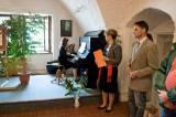 Výstava v Galerii M v Milevsku