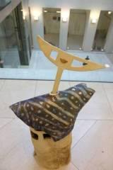 Mezinárodní keramická sympozia, spolupráce a Alšovou jihočeskou galerií