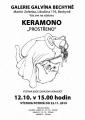 KERAMONO - PROSTŘENO